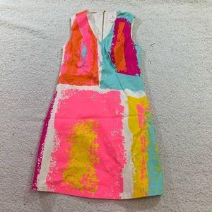 julie brown Dresses - Julie brown nyc Warhol sleeveless sheath dress